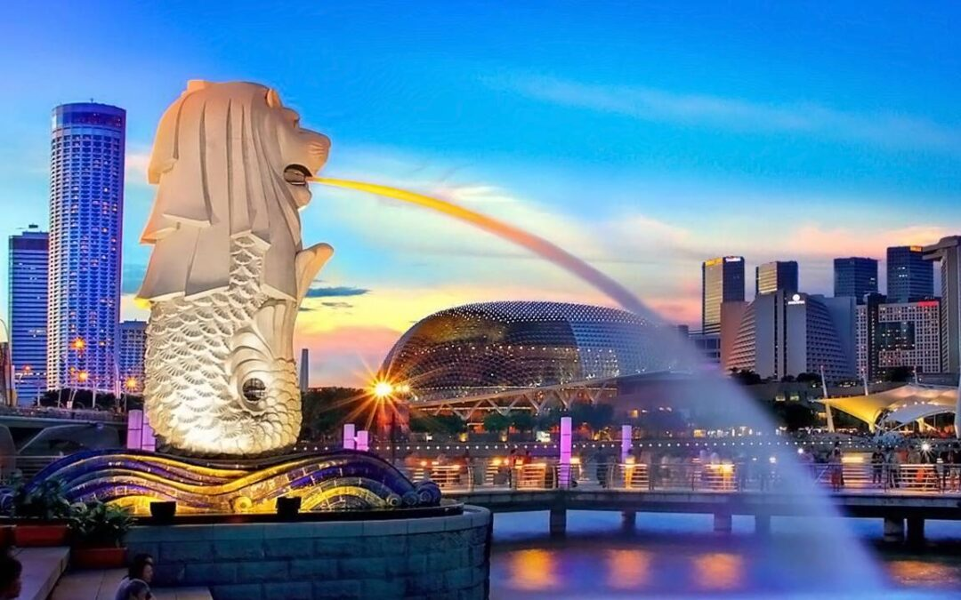 Explore the glamorous world in Honeymoon packages of Singapore