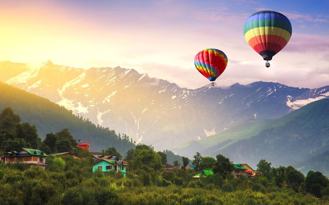 Explore the Divine Nature in Your Domestic Tour Packages Himachal